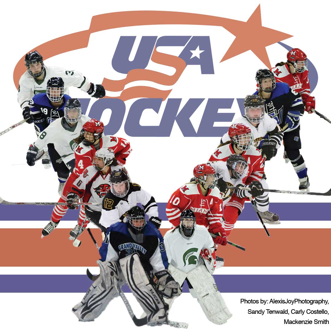 14 CCWHA Players Invited To WUG USA Training Camp