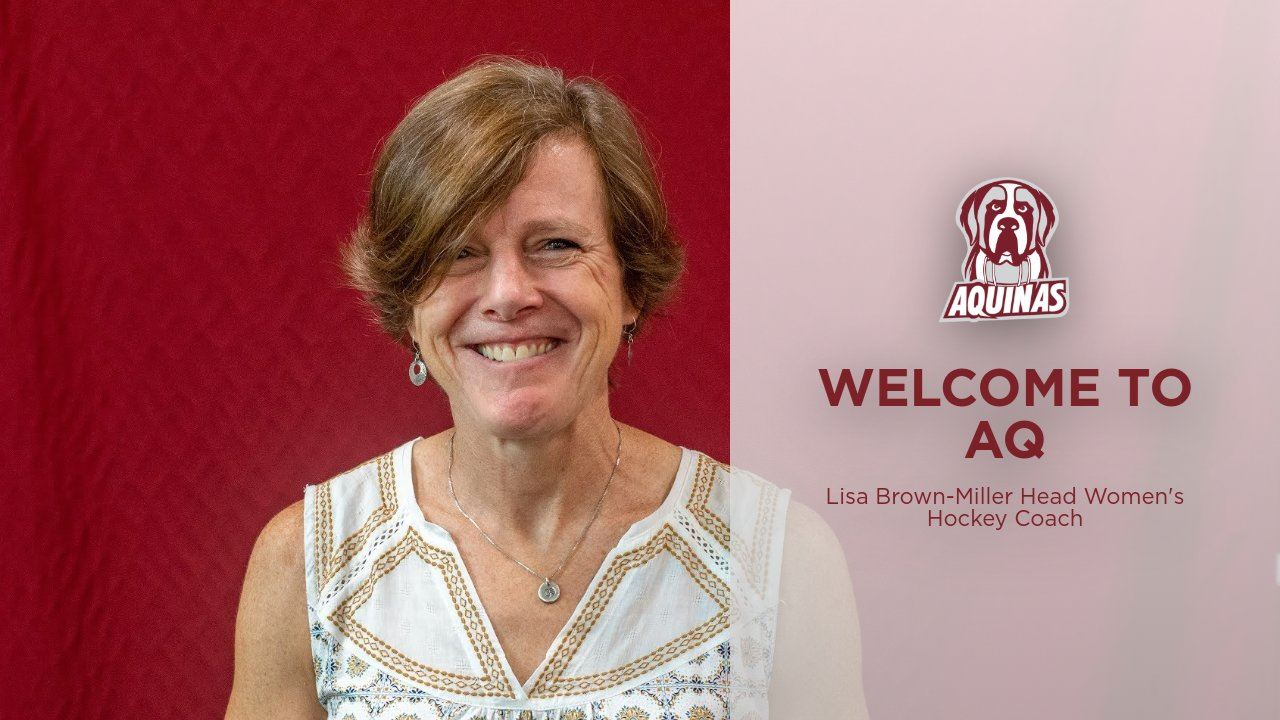Aquinas Hires Olympic Medalist Brown-Miller as Head Coach