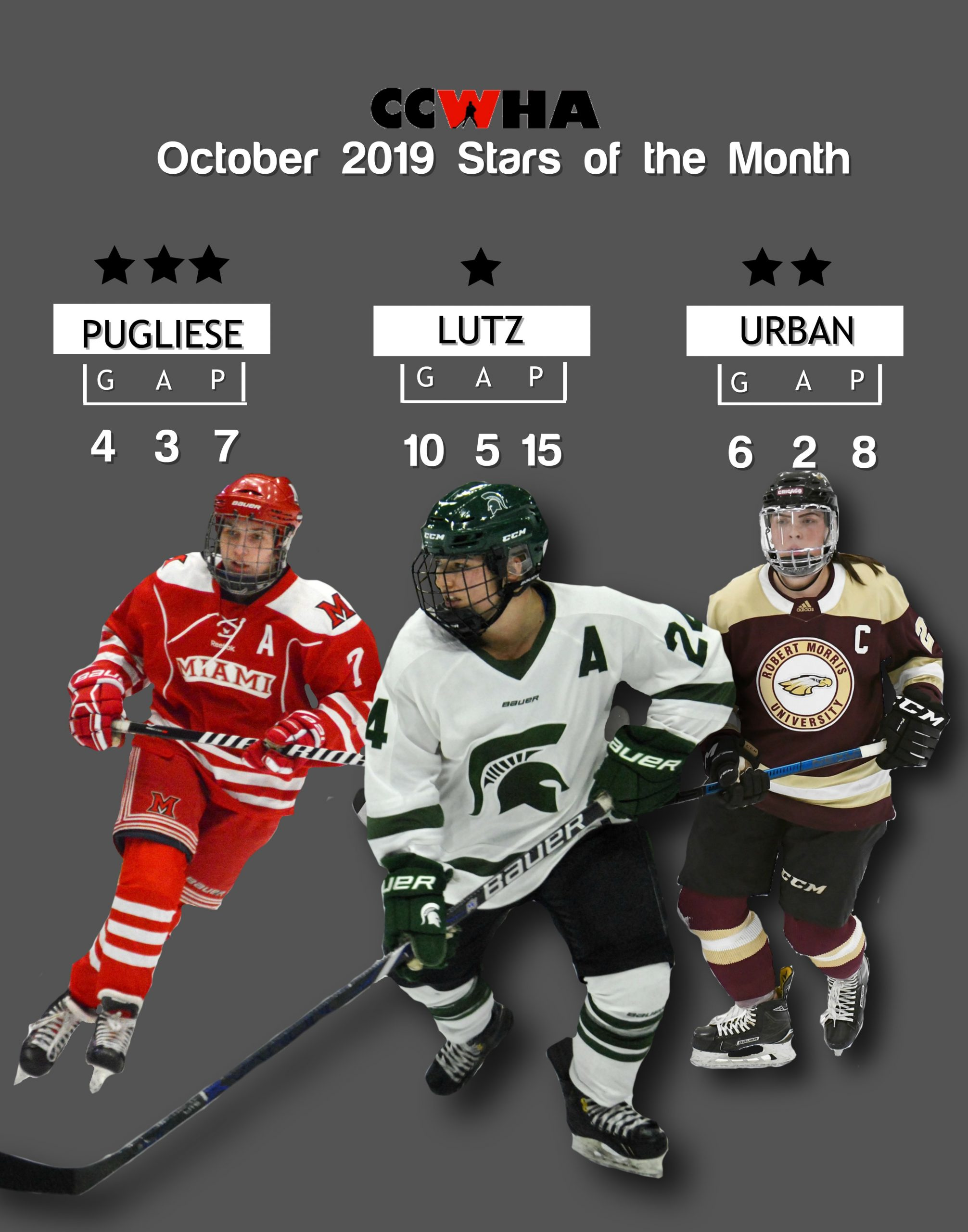 October Stars of the Month